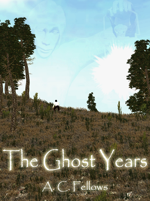 The Ghost Years Cover
